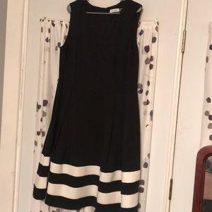 Calvin Klein Plus Size Business Casual Dress